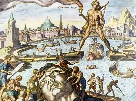 Engineering Fail Colossus of Rhodes