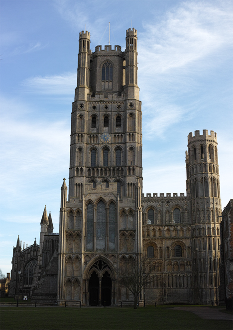 Engineering Fail Ely Tower Collapse