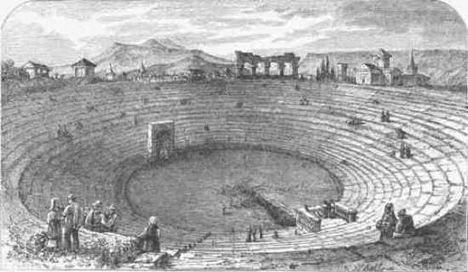 Engineering Fail Fidenae Ampthitheater
