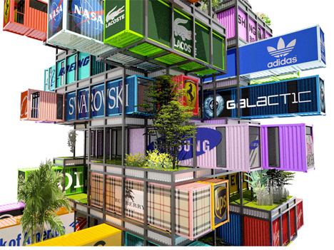Hive Inn Shipping Container Hotel 5