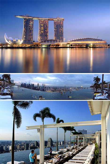 Have a nice day destination design 12 forward thinking for Marina bay sands architecture concept
