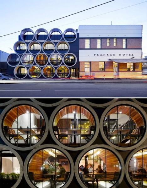 Hotel Architecture Prahran