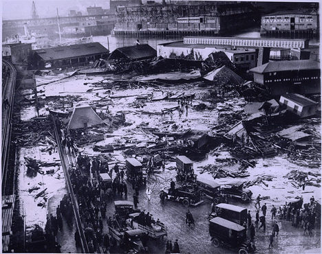 Modern Engineering Fail Boston Molasses Disaster