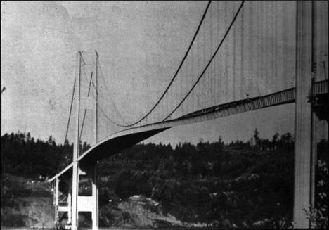 Modern Engineering Fail Tacoma Narrows Bridge