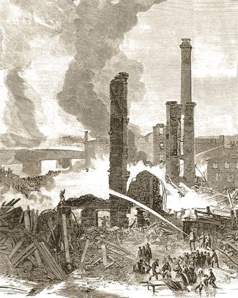 Modern Engineering Failure Pemberton Mill