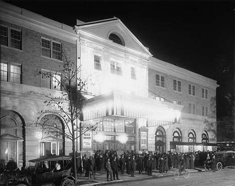 Modern Engineering Failures Knickerbocker Theater 1