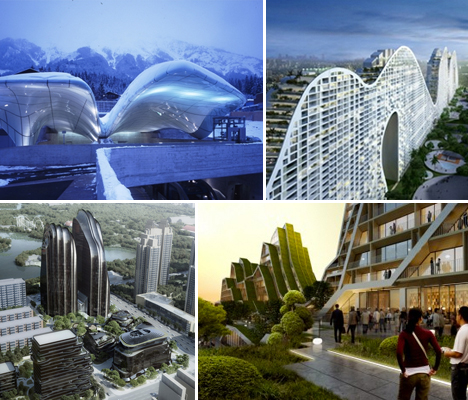 Mountain Architecture Main