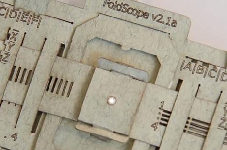 Origami Microscope 1