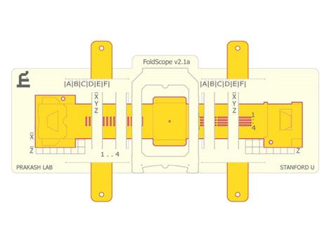 Origami Microscope 4