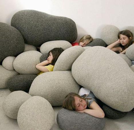 Stone Furniture Living Stones 1