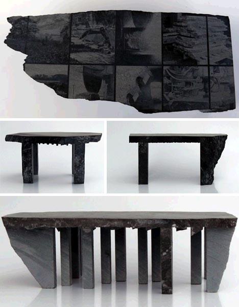Stone Furniture Table 1