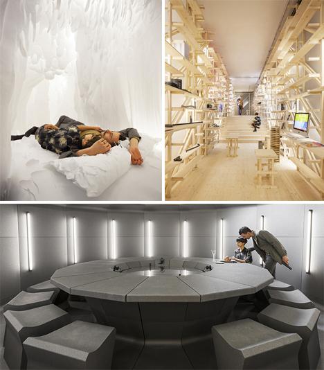 Disorienting Design 14 Trippy Surreal Interior Spaces Urbanist