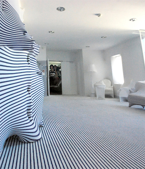 Disorienting Design 14 Trippy Amp Surreal Interior Spaces