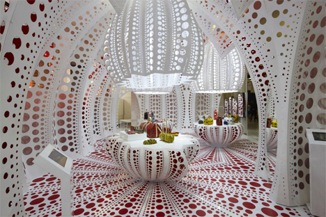 Surreal Interiors Louis Vuitton