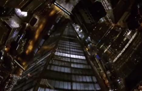 amazing building jump