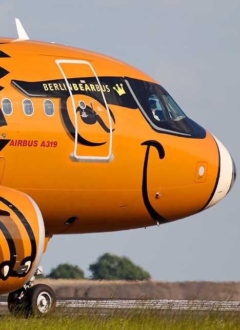 Germanwings Bearbus jet Berlin airplane