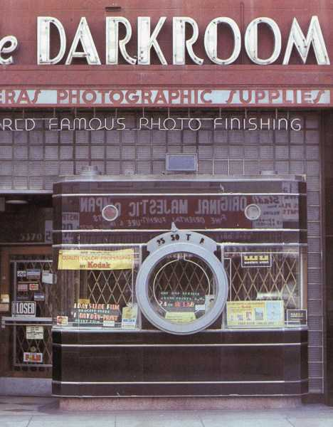 The Darkroom Los Angeles camera store