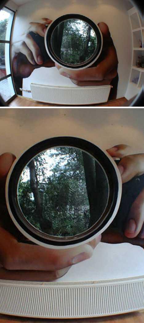 Diego Castillo Roa camera decal window