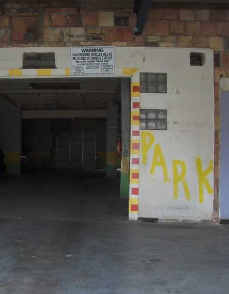 abandoned car wash parking Chicago