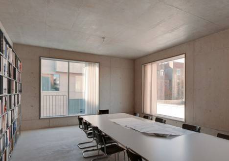 chipperfield office library
