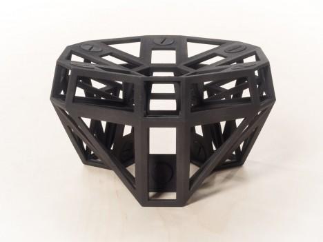 diy furniture connector plastic