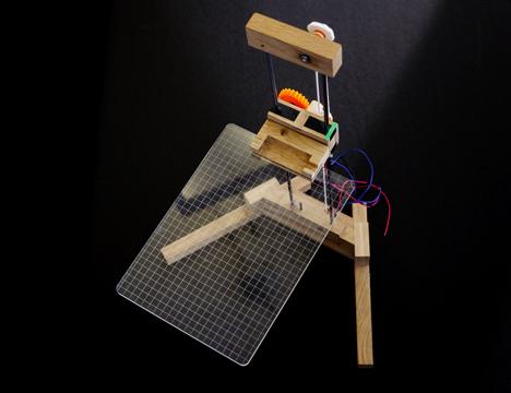 gravity mockup working model