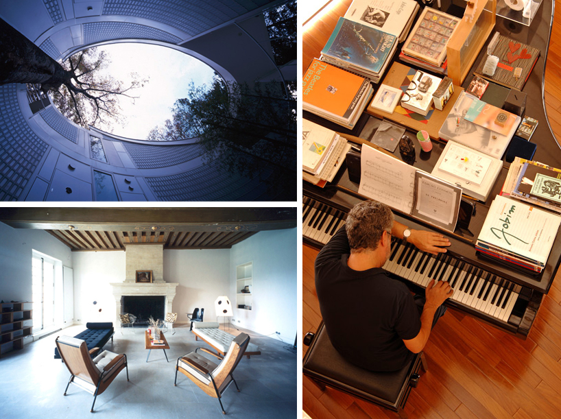 inside famous architects homes