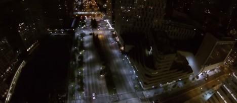 nyc street landing strip