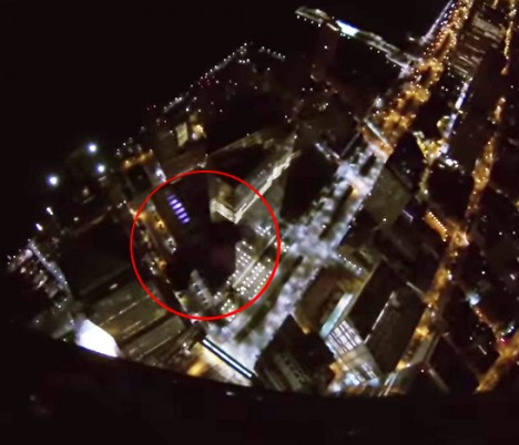 skydiving illegal 1 wtc