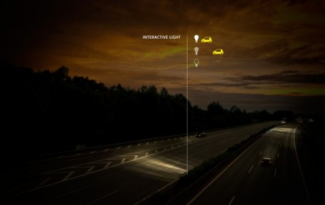 smart highway side lights