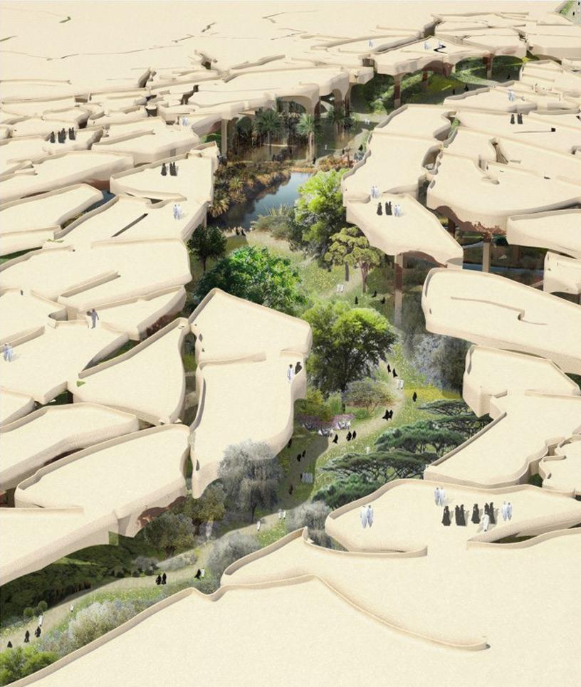 underground park abu dhabi