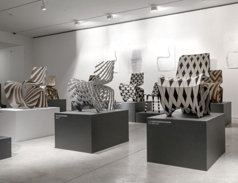 3d printed chair series