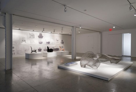 3d printed exhibit design