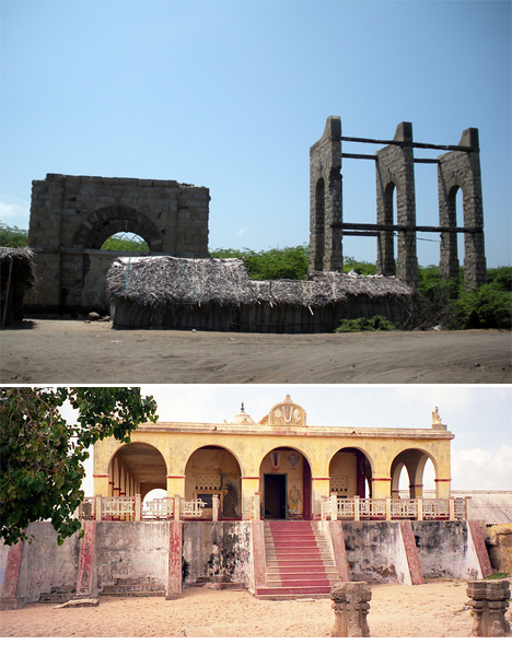 Abandoned India Dhanushkodi 2