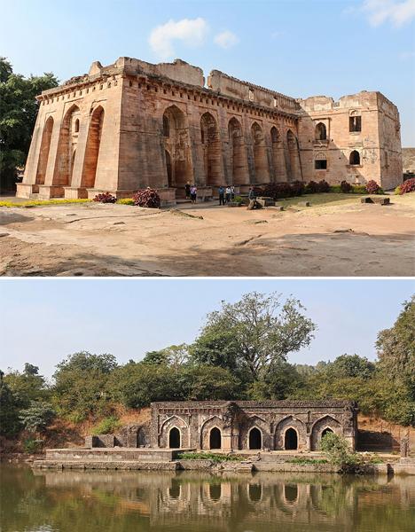 Abandoned India Mandu 2