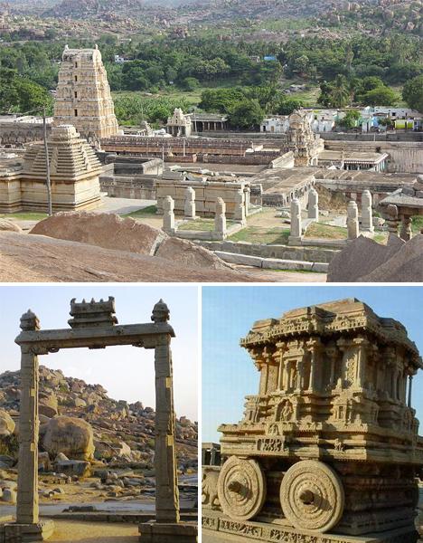Abandoned India Vijayanagara