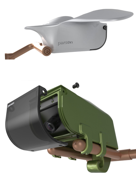 Cute CCTV Camera Designs 4