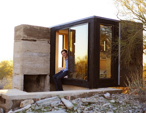 Frank Lloyd Wright Miner's Shelter 1
