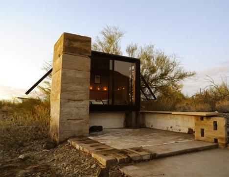 Frank Lloyd Wright Miner's Shelter 2