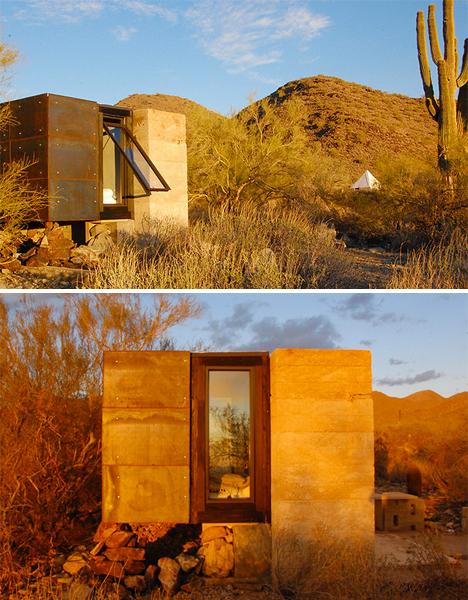 Frank Lloyd Wright Miner's Shelter 3