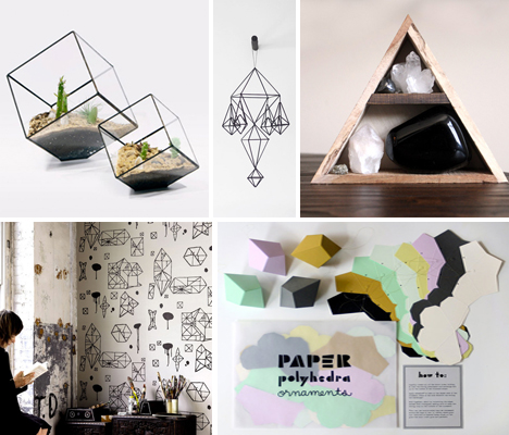 Geometric Home Accessories Main