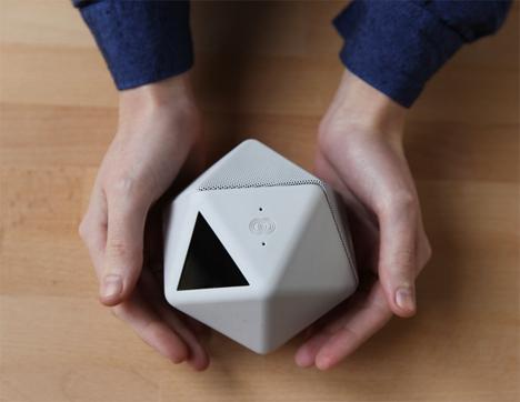 Geometric Home Boom Boom Speaker