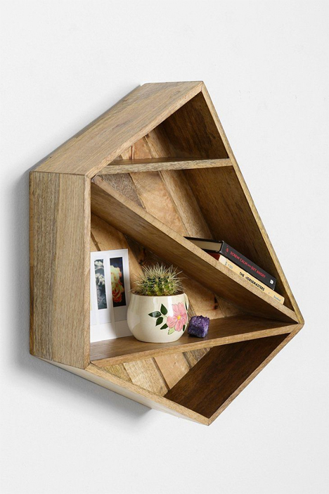 Geometric Home Magical Thinking Shelf