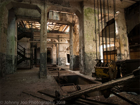 Johnny Joo Abandoned Places Photography 2
