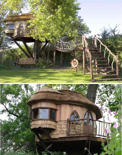 Magical Hotels Amberley Treehouse