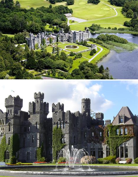 Magical Hotels Ashford Castle