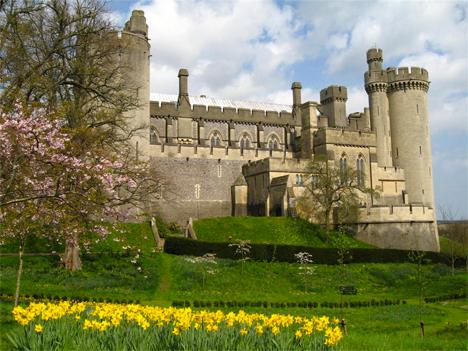 Magical Hotels Castle Amberley 1
