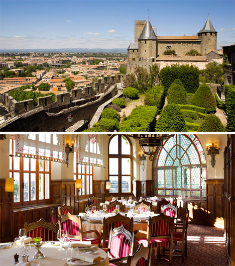 Magical Hotels Cite Carcassonne