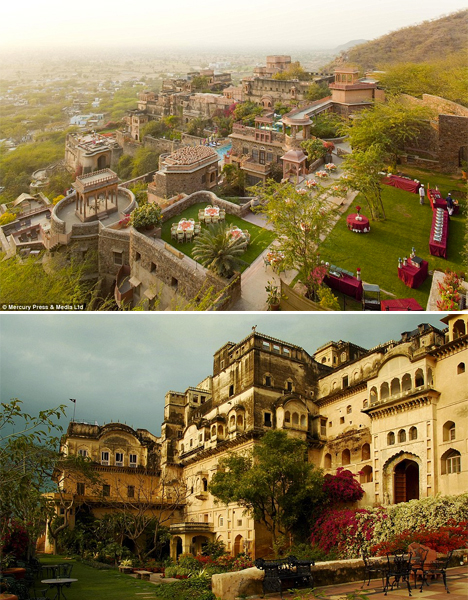 Magical Hotels Neemrana
