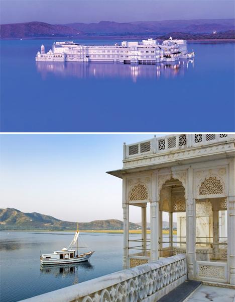 Magical Hotels Taj Lake Palace